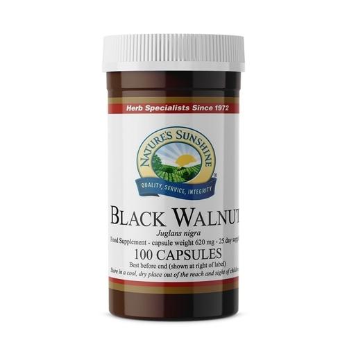 black-walnut-cheren-amerikanski-oreh-nsp-natures-sunshine-bulgaria