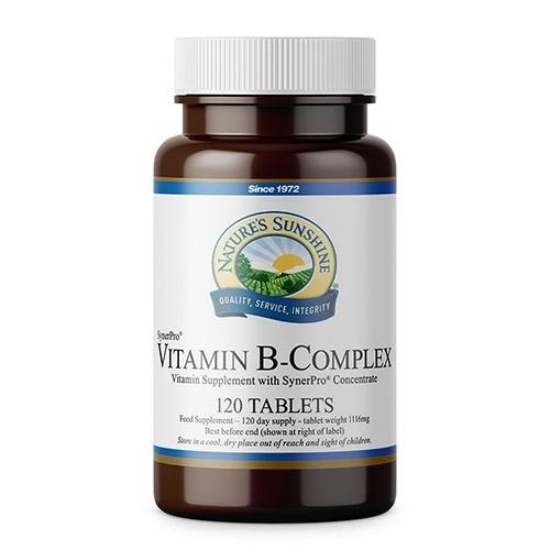 vitamine-B-complex-nsp-natures-sunshine-bulgaria