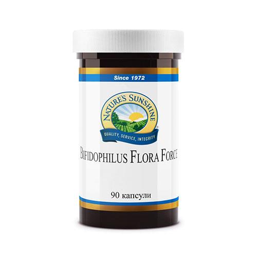 bifidofilus-flora-force-natures-sunshine-bulgaria